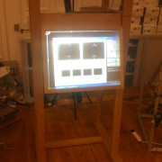 art therapy easels