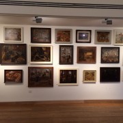 Pitmen Painters Gallery before