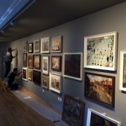 Pitmen Painters Gallery after